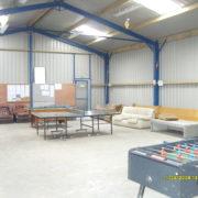 Facilities at Easter Grangemuir